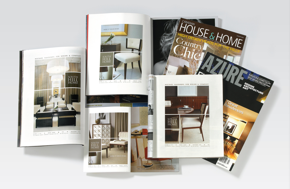 C+C_SouthHillHome_MagazineAds