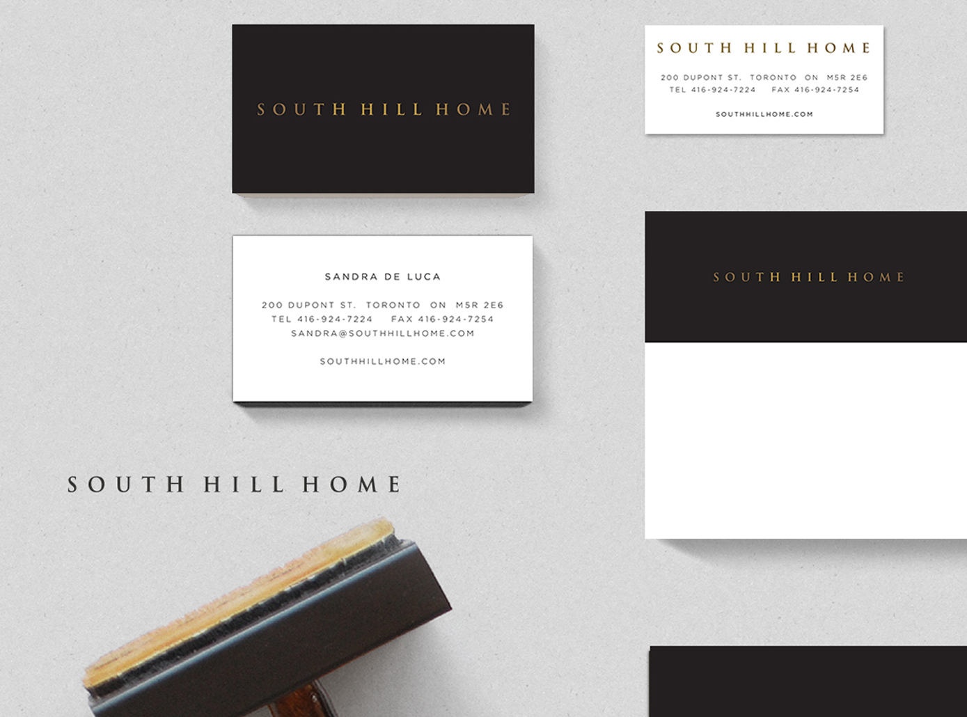 South Hill Home | Rebrand