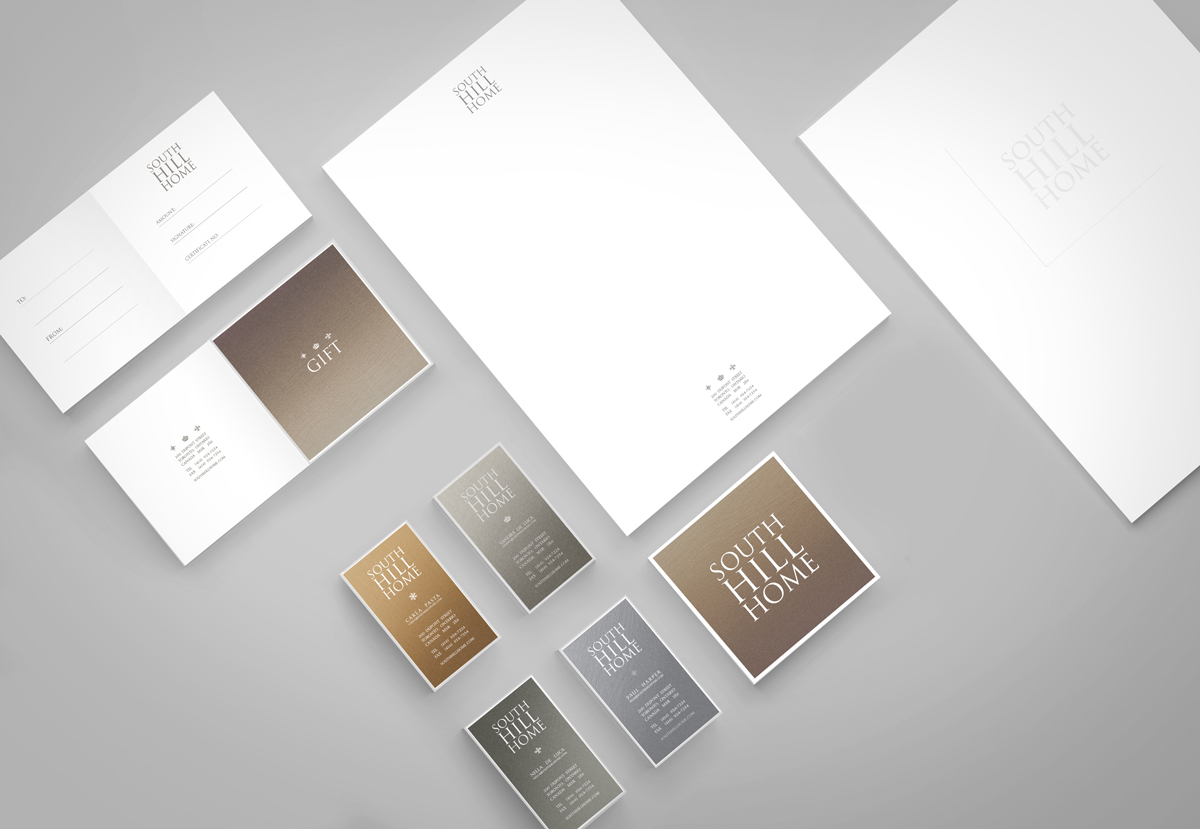 C+C_SouthHillHome_Stationery