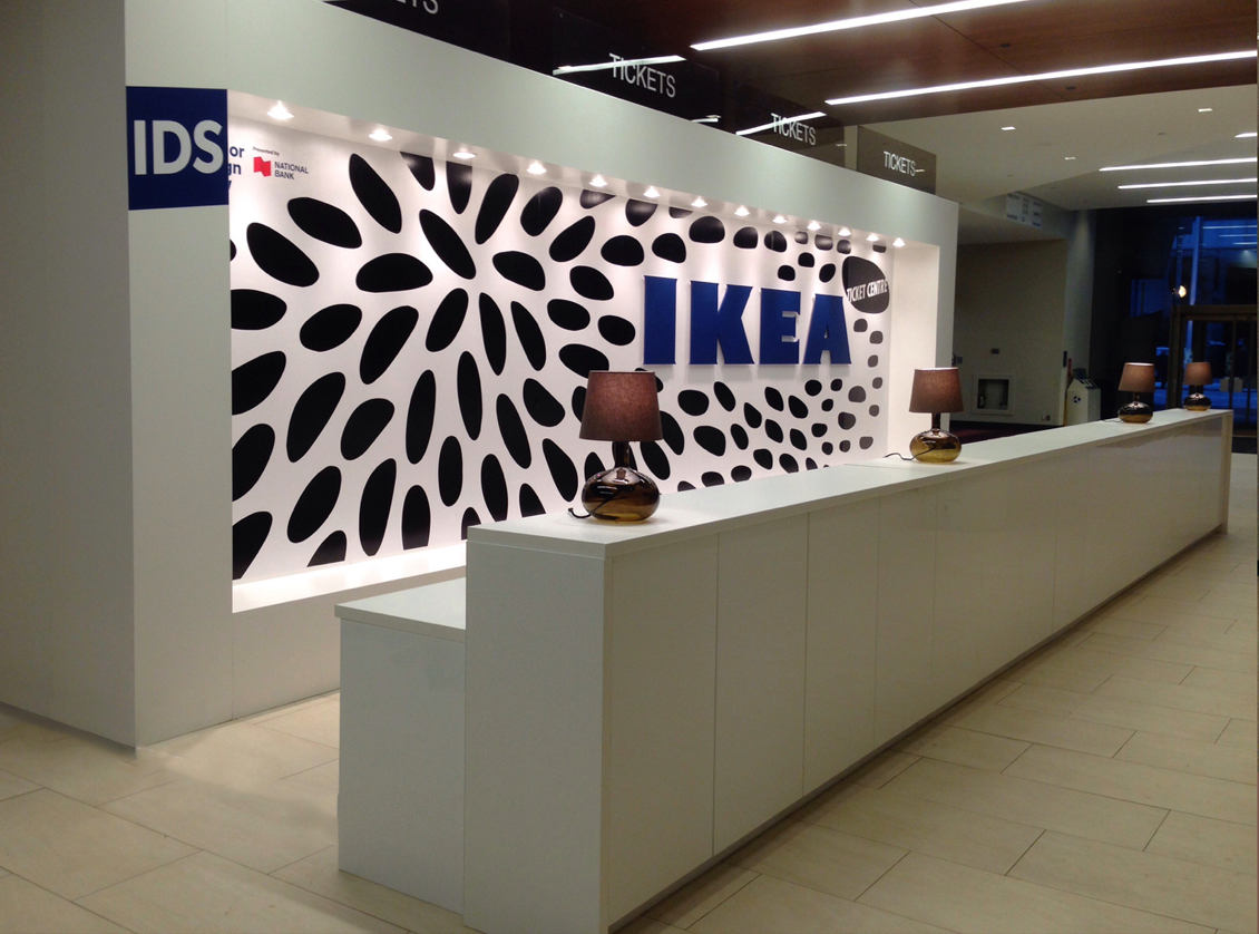 Ikea Ticket Centre | IDS